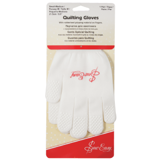 Hemline Quilting Gloves - Small / Medium